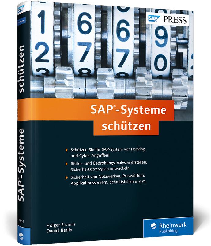 SAP-Systeme schützen als Buch von Holger Stumm,...
