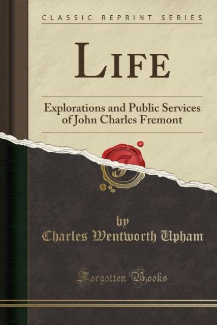 Life als Taschenbuch von Charles Wentworth Upham