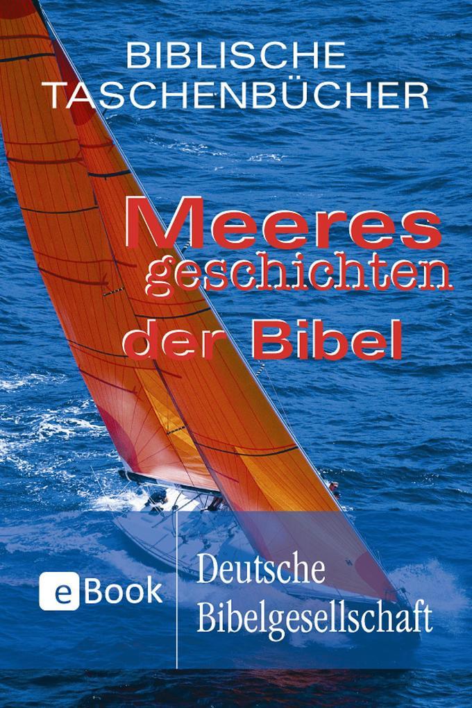 Meeresgeschichten der Bibel als eBook