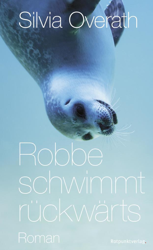 Robbe schwimmt rückwärts als eBook