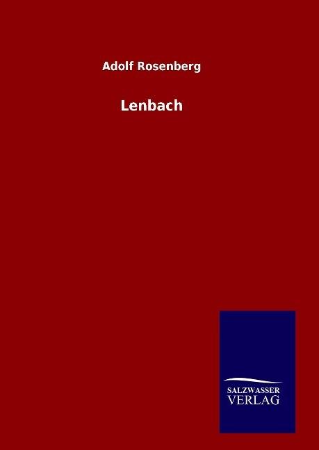 Lenbach als Buch (gebunden)