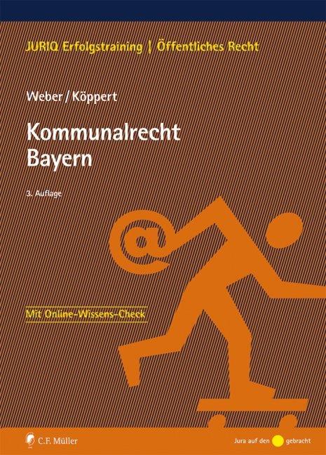 Kommunalrecht Bayern als Buch