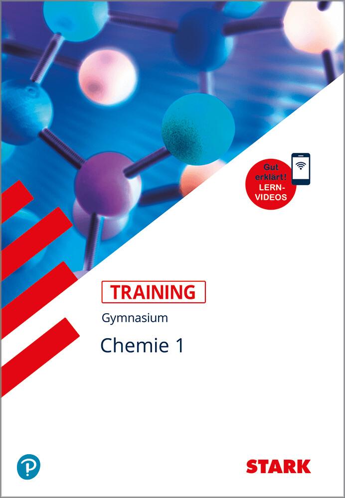 Abitur-Training - Chemie 1 mit Videoanreicherung als Buch