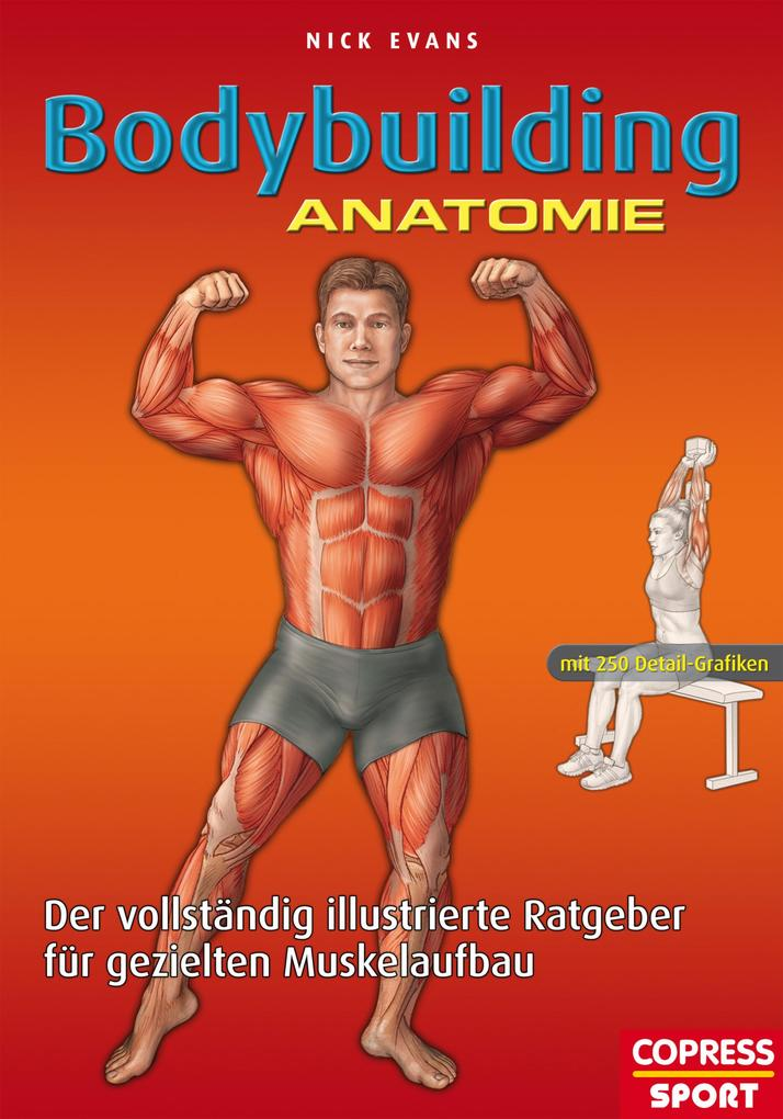Bodybuilding Anatomie als eBook