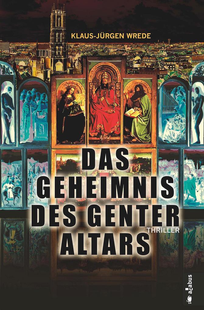 Das Geheimnis des Genter Altars als eBook epub