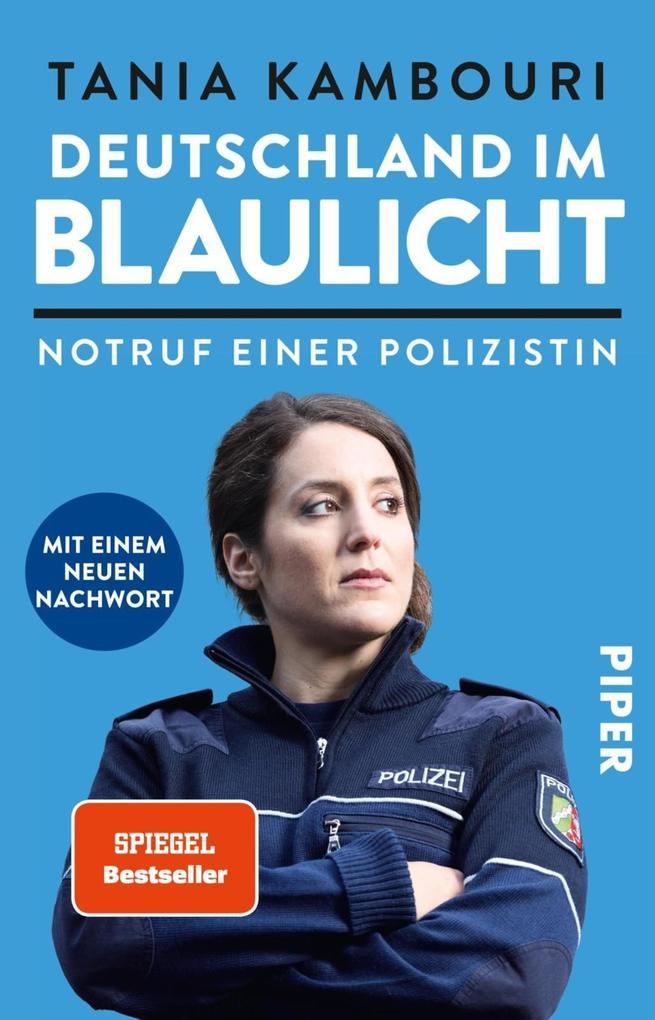 Deutschland im Blaulicht als eBook