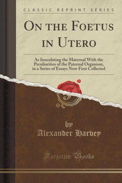 On the Foetus in Utero