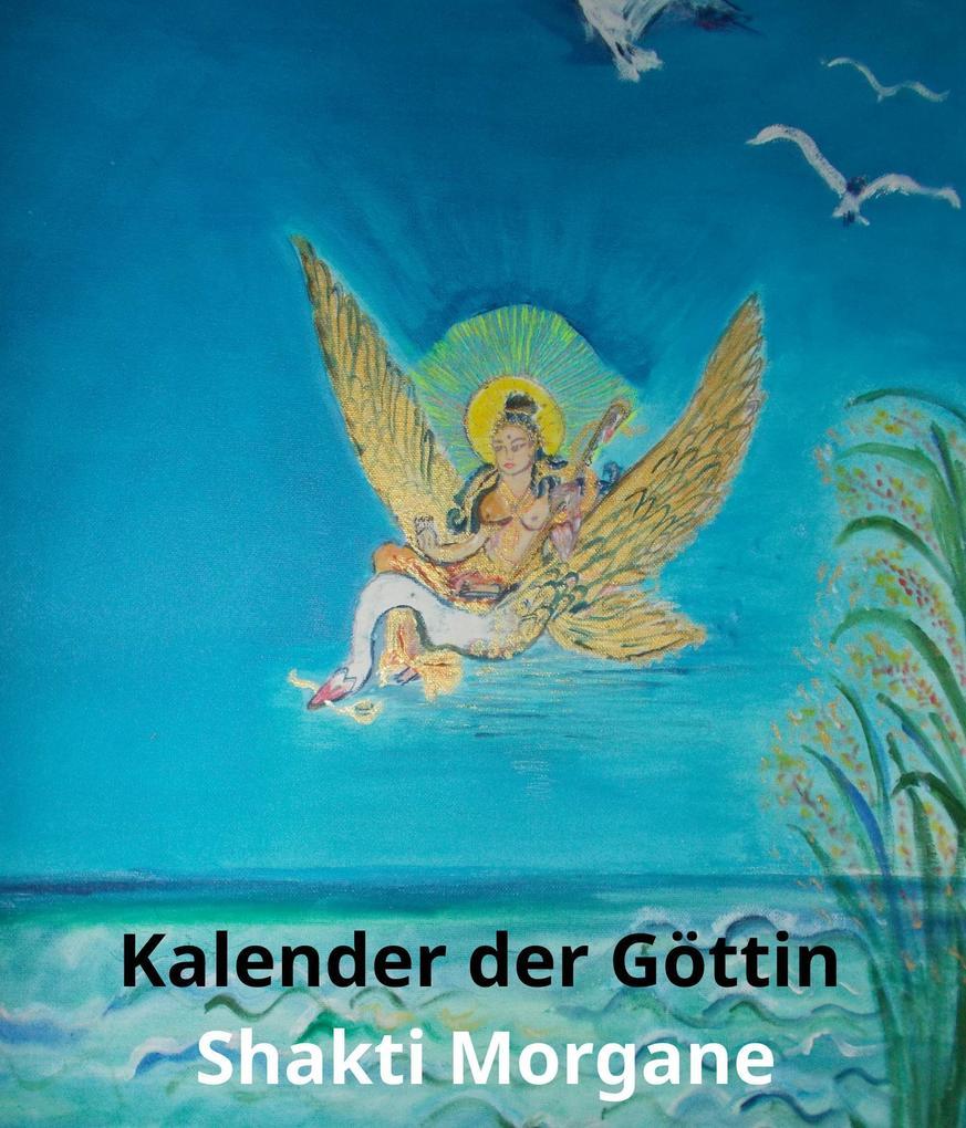 Kalender der Göttin als eBook