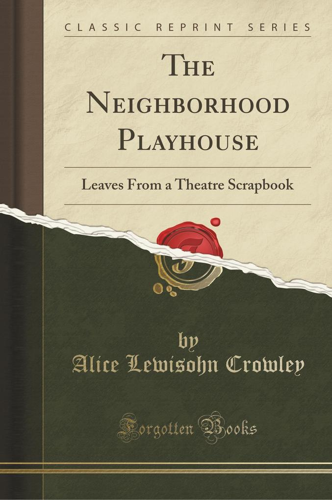 The Neighborhood Playhouse