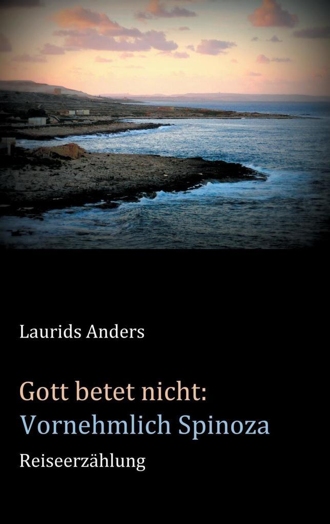 Gott betet nicht: Vornehmlich Spinoza als eBook
