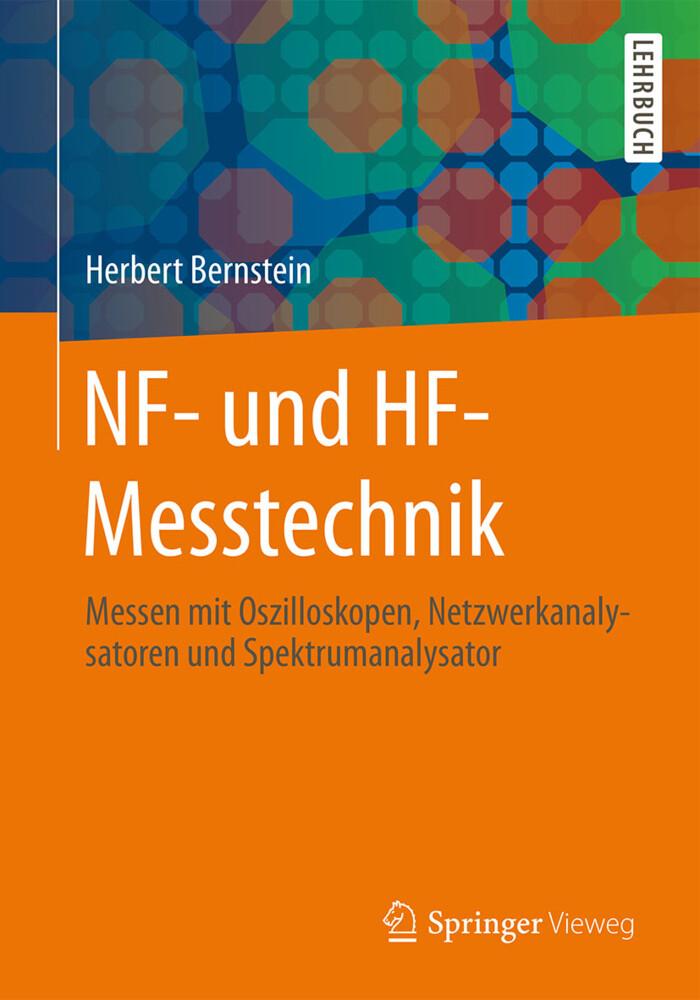 NF- und HF-Messtechnik als Buch