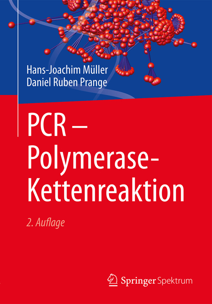 PCR - Polymerase-Kettenreaktion als Buch