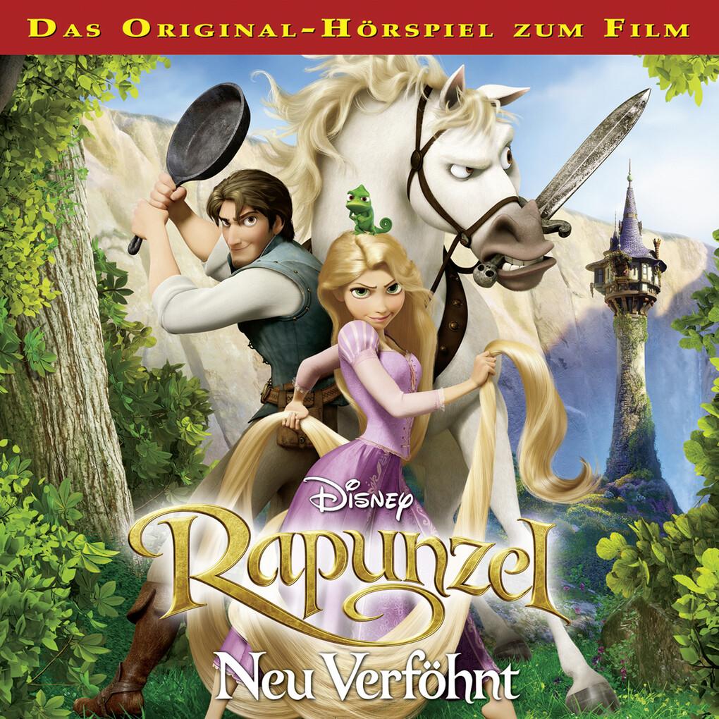Disney - Rapunzel - Neu verföhnt als Hörbuch Download