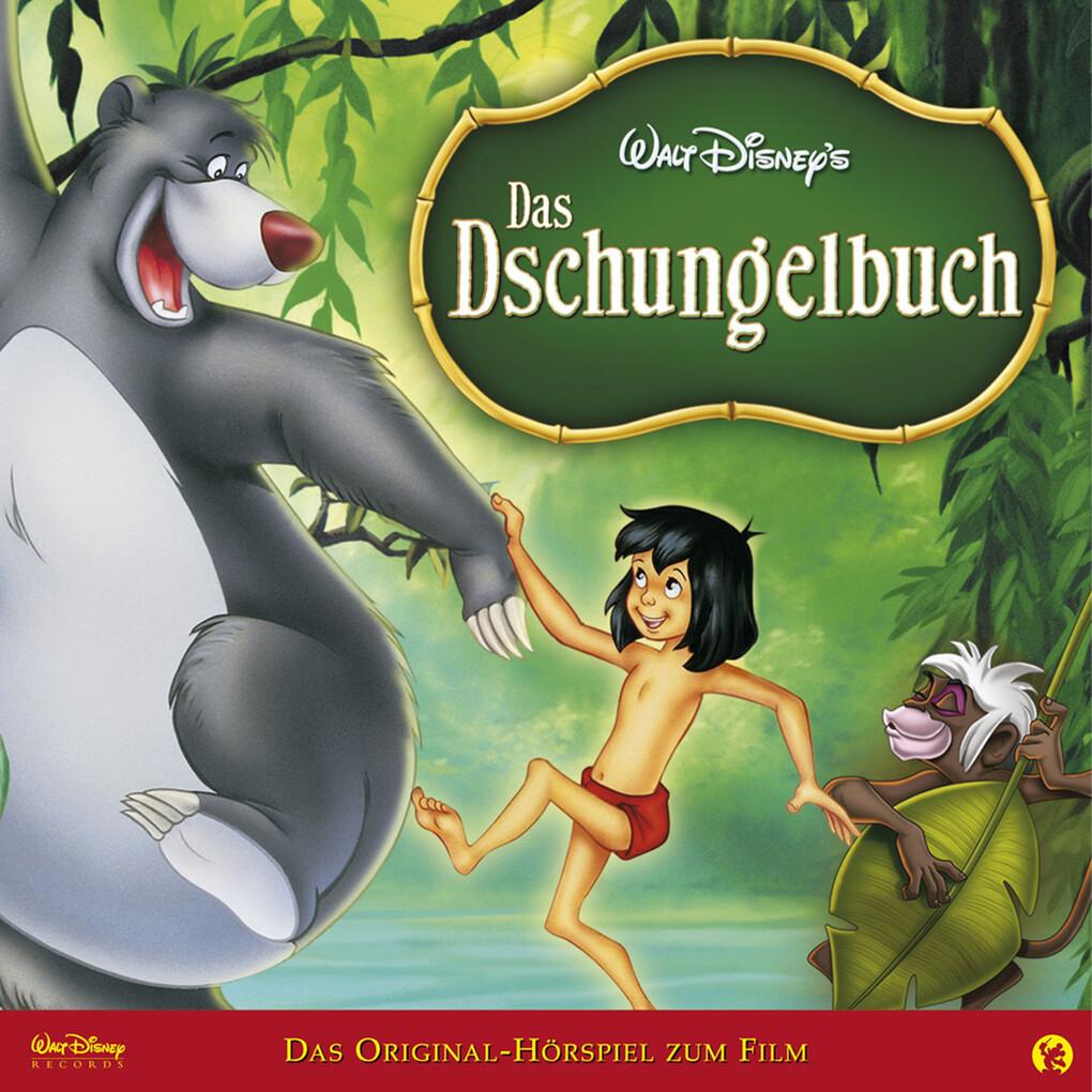 Disney - Das Dschungelbuch als Hörbuch Download