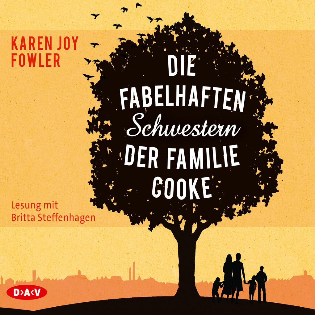 Die fabelhaften Schwestern der Familie Cooke als Hörbuch Download