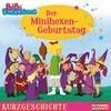 Bibi Blocksberg - Kurzgeschichte - Der Minihexen-Geburtstag