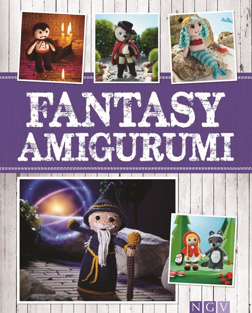 Fantasy Amigurumi als eBook epub