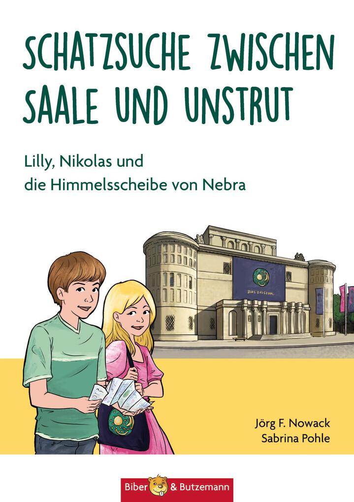 Schatzsuche zwischen Saale und Unstrut als eBook