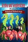 Krebse Und Seepferdchen Malbuch