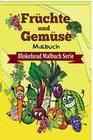 Früchte Und Gemüse Malbuch