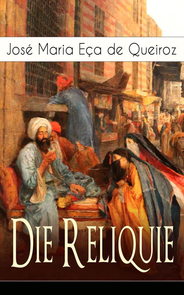 Die Reliquie als eBook epub