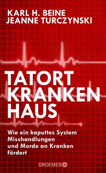 Tatort Krankenhaus als Buch