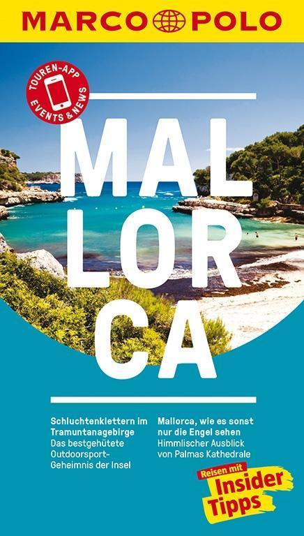 MARCO POLO Reiseführer Mallorca als Buch