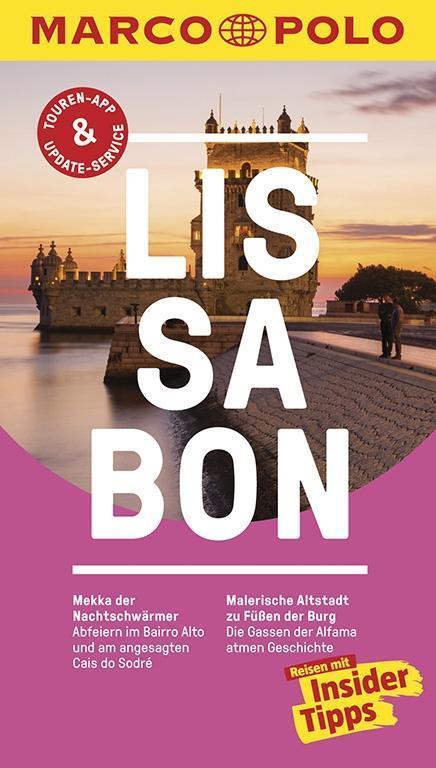 MARCO POLO Reiseführer Lissabon als Buch (gebunden)