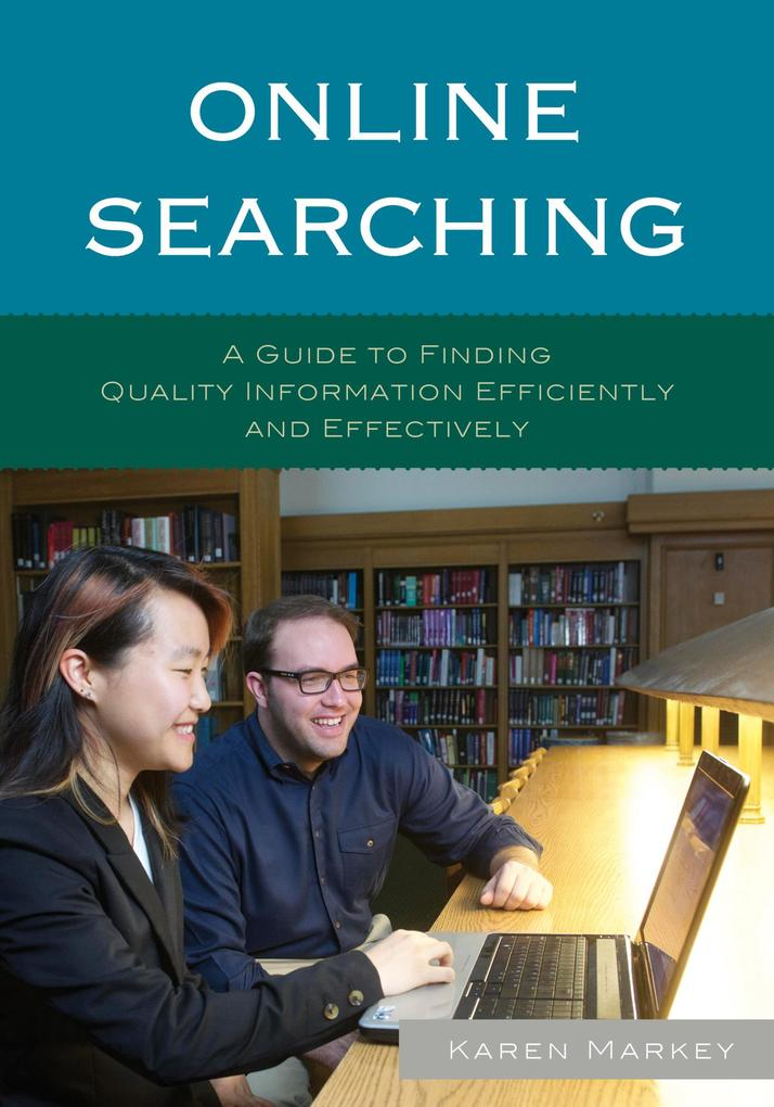 Online Searching als eBook von Karen Markey