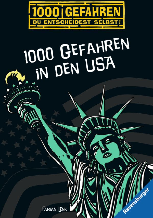 1000 Gefahren in den USA als Taschenbuch
