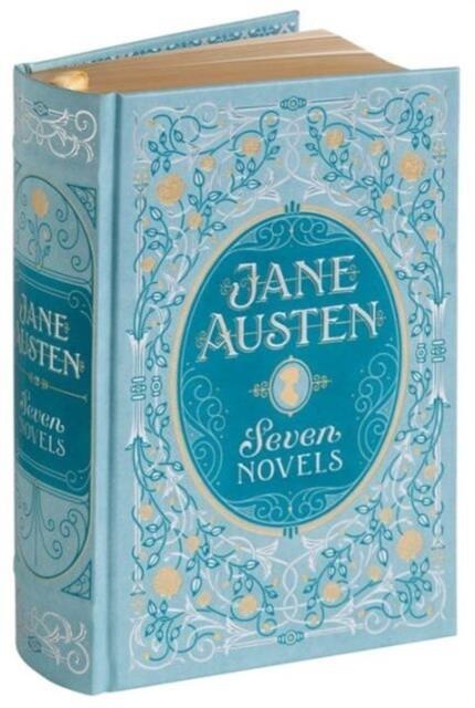 Jane Austen: Seven Novels als Buch von Jane Austen