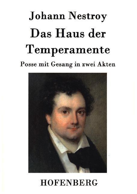 Das Haus der Temperamente als Buch