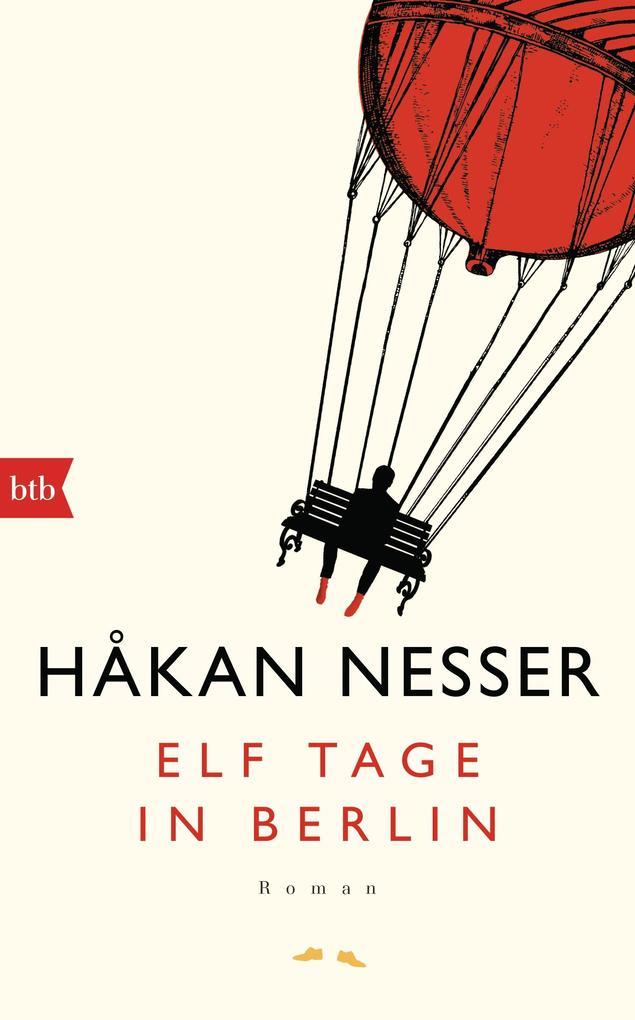 Elf Tage in Berlin als eBook