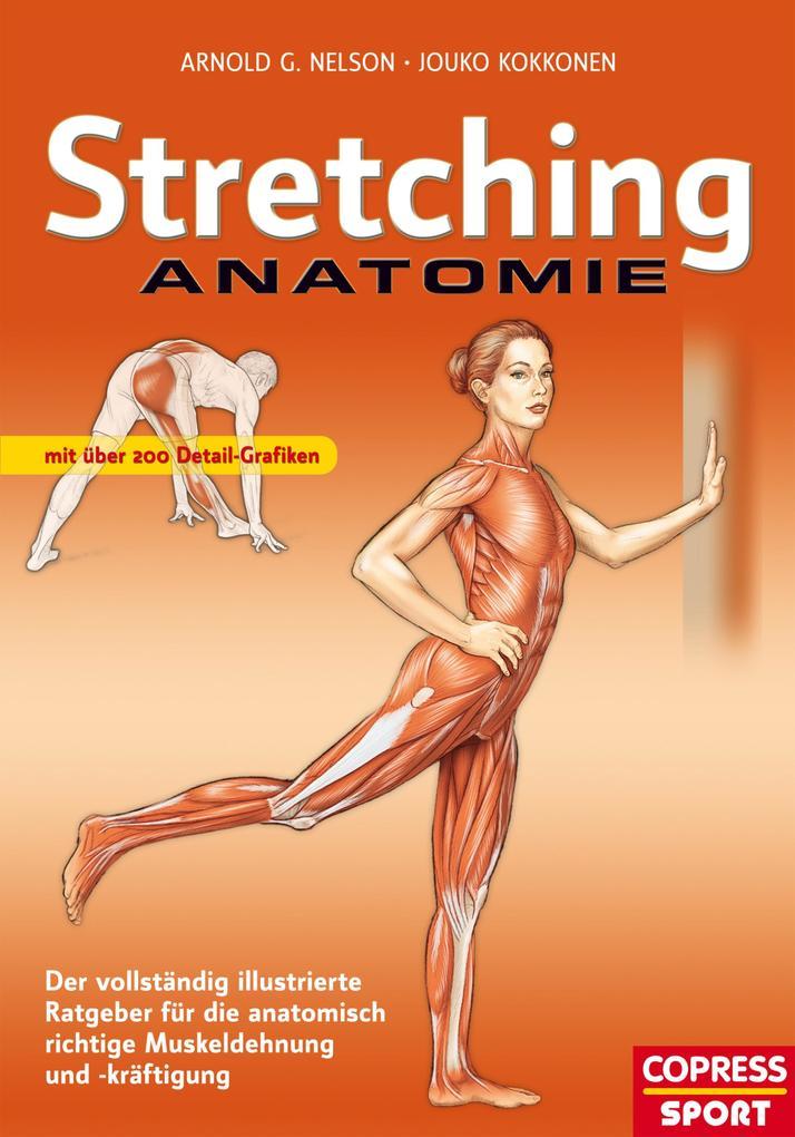 Stretching Anatomie als eBook