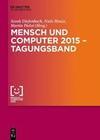 Mensch und Computer 2015 - Tagungsband