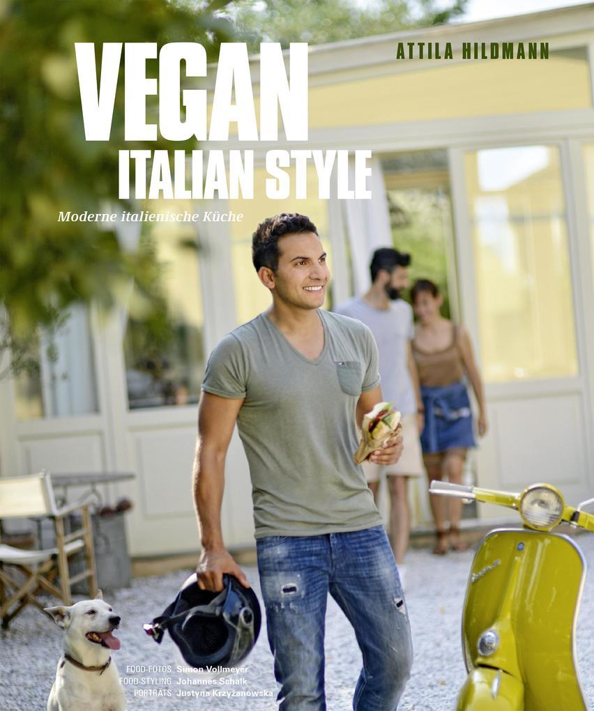Vegan Italian Style als eBook