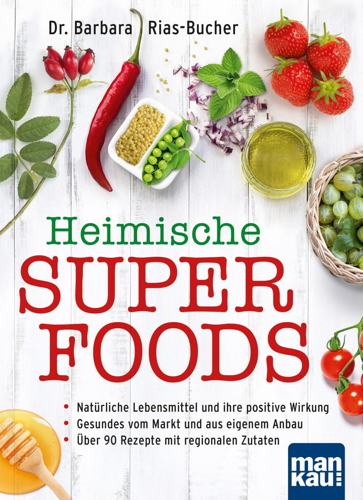 Heimische Superfoods als eBook