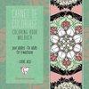 Malbuch für Erwachsene 20x20cm Mandala