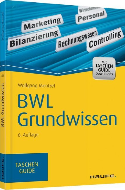 BWL Grundwissen als Buch