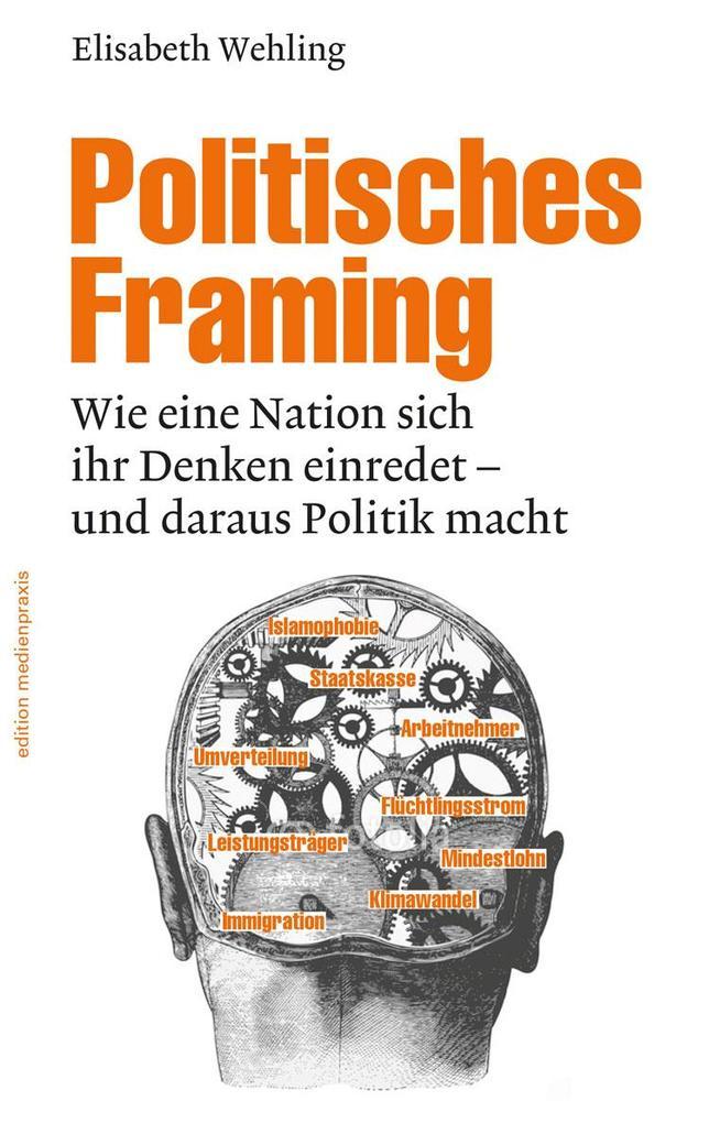 Politisches Framing als Buch (gebunden)
