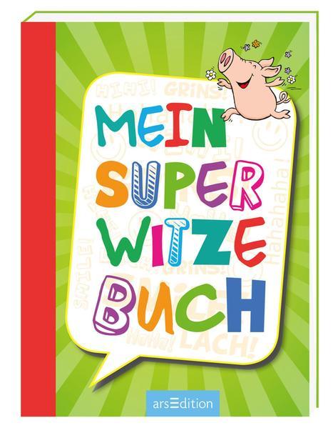 Mein super Witzebuch als Buch (kartoniert)
