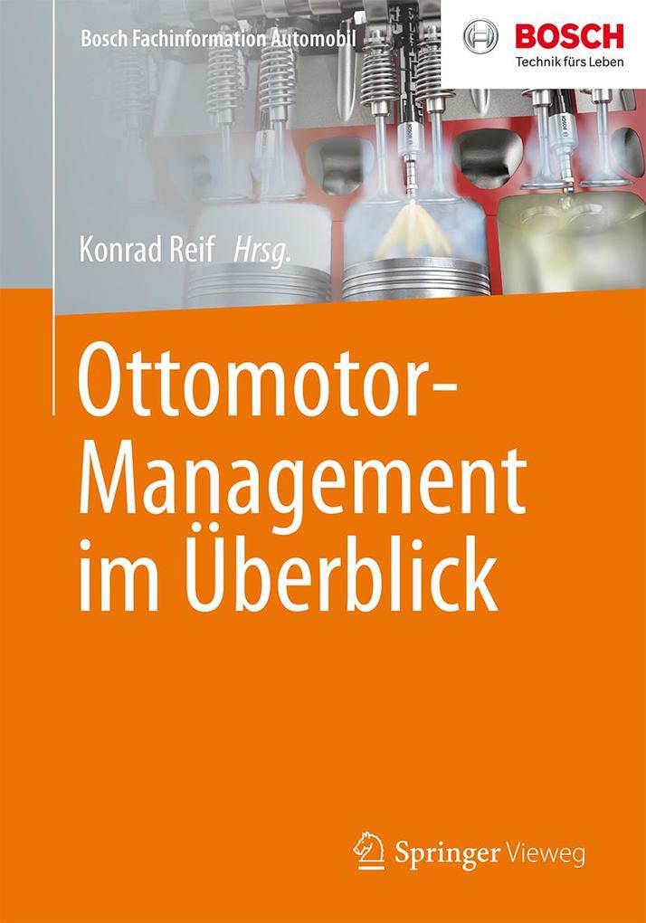 Ottomotor-Management im Überblick als eBook