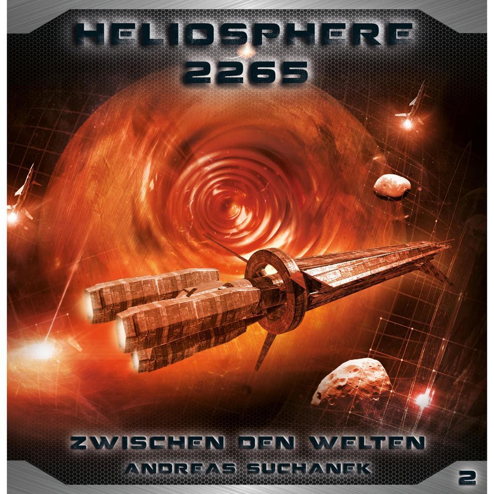 Heliosphere 2265, Folge 2: Zwischen den Welten (Science Fiction) als Hörbuch Download