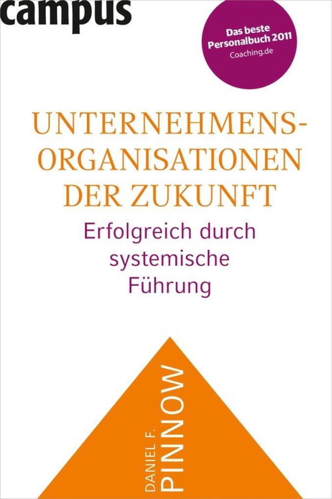 Unternehmensorganisationen der Zukunft als eBook