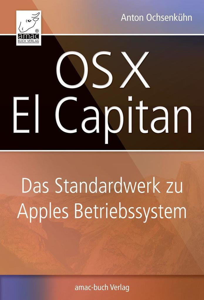 OS X El Capitan als eBook