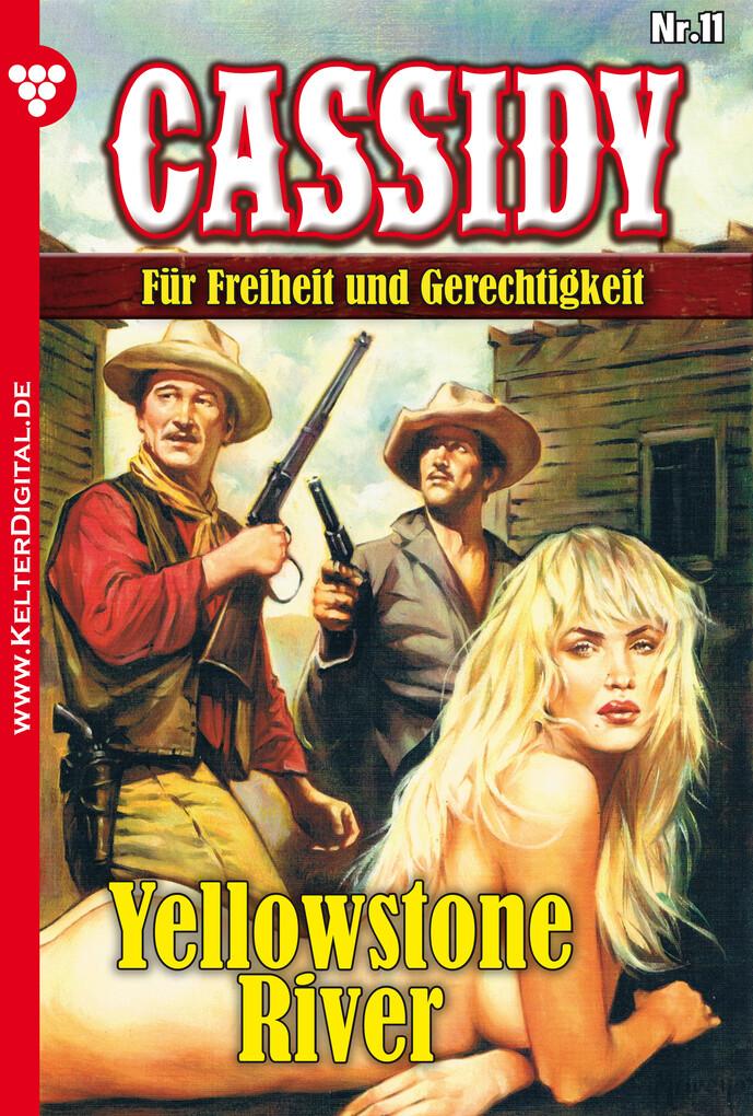 Cassidy 11 - Erotik Western als eBook