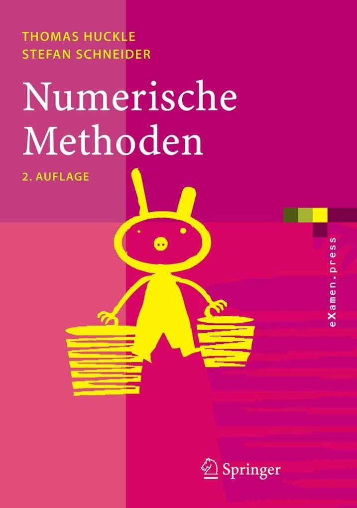 Numerische Methoden als eBook