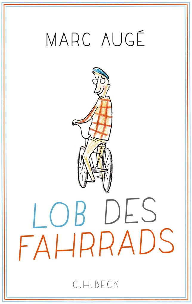 Lob des Fahrrads als Buch