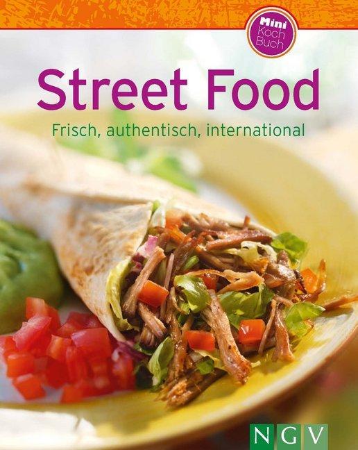 Street Food (Minikochbuch) als Buch