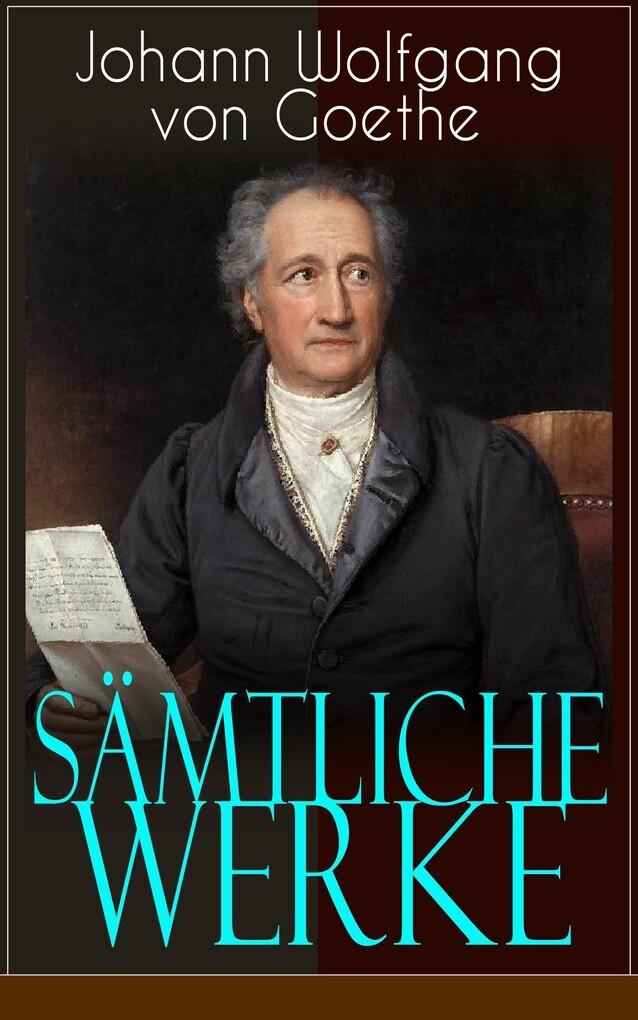 Sämtliche Werke (Über 1000 Titel in einem Buch - Vollständige Ausgaben) als eBook